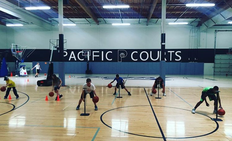 Pacific Courts Gym Rental
