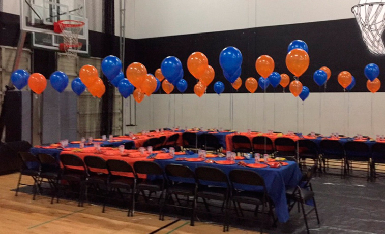 Pacific Courts Gym Rental for Events and Kids Parties