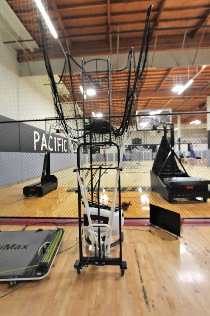 Pacific Courts Gym