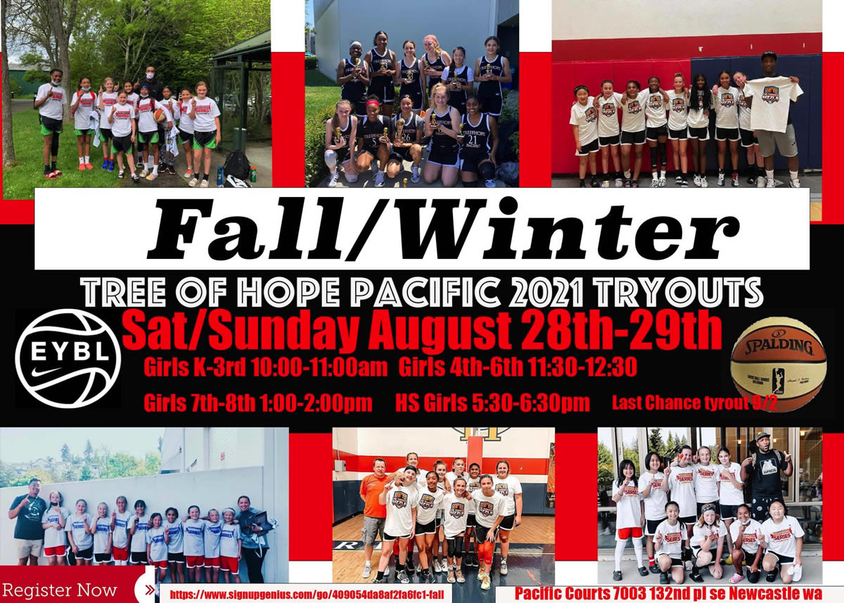 TOH 2021 Tryouts